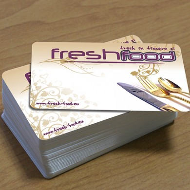 carduri, imprimari.ro, Freshfood