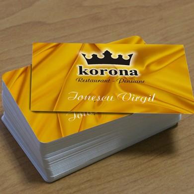 carduri, imprimari.ro, Korona