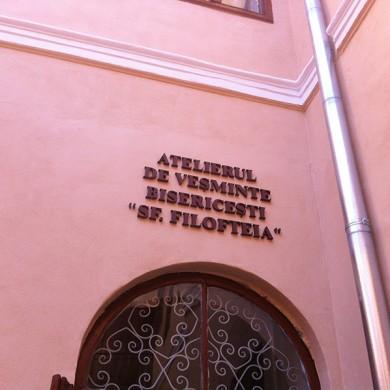 litere volumetrice polistiren, imprimari.ro, Atelierul de Vesminte Bisericesti