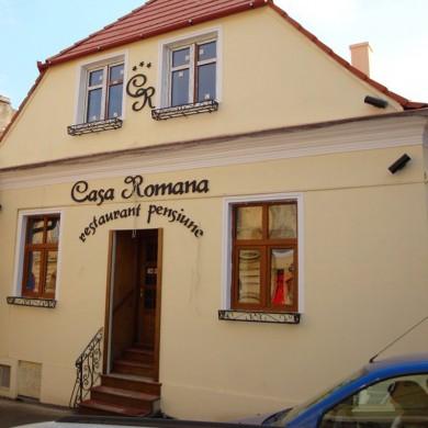 litere volumetrice polistiren, imprimari.ro, Casa Romana