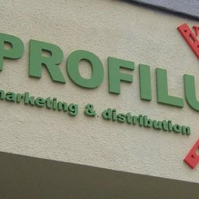 litere volumetrice polistiren, imprimari.ro, Profilux
