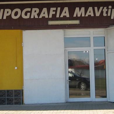litere volumetrice polistiren, imprimari.ro, Tipografia Mavtip