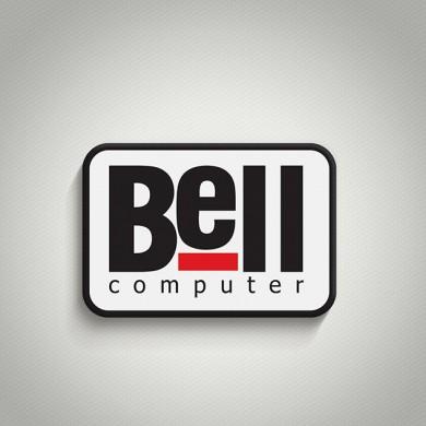 logo design, imprimari.ro, Bell Computer
