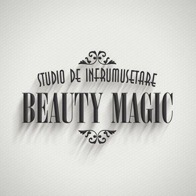 logo design, imprimari.ro, Beauty Magic