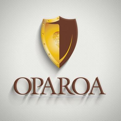 logo design, imprimari.ro, Oparoa
