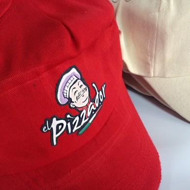 personalizari sepci, imprimari.ro, El Pizzador