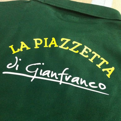 personalizari tricouri, imprimari.ro, La Piazzetta