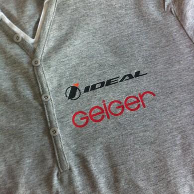 personalizari tricouri, imprimari.ro, Geiger