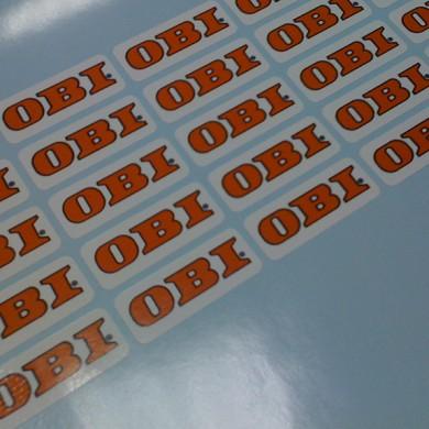 autocolante decupate pe contur, imprimari.ro, OBI