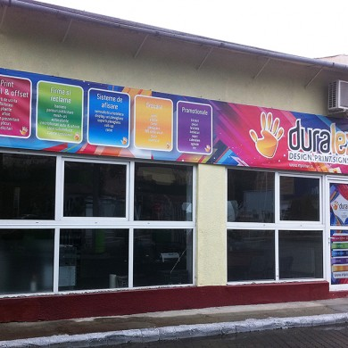 bannere, imprimari.ro, Duralex