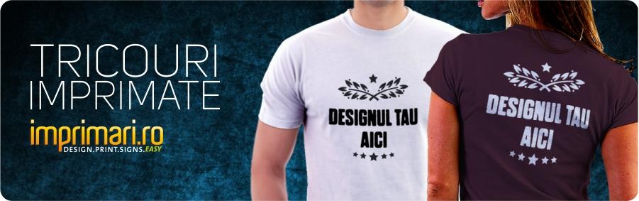 Personalizari tricouri imprimari.ro