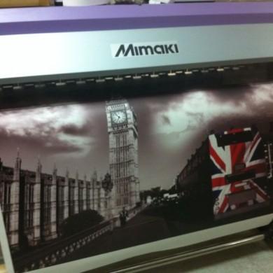 autocolante printate, imprimari.ro, London