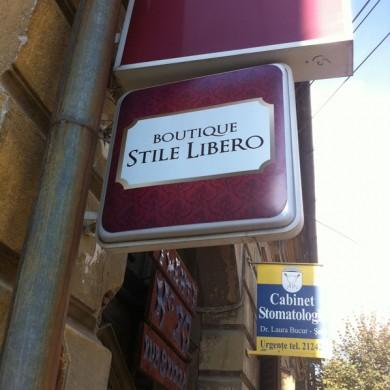 casete luminoase, imprimari.ro, Stile Libero Boutique