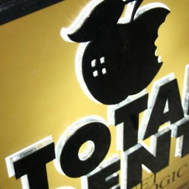 casete luminoase, imprimari.ro, Total Dent