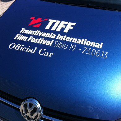 inscriptionari auto, imprimari.ro, Transilvania International Film Festival TIFF
