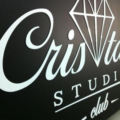 litere volumetrice, imprimari.ro, Cristal Studio