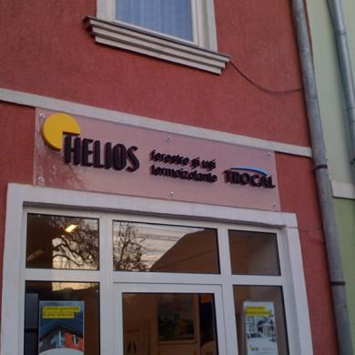 litere volumetrice polistiren, imprimari.ro, Helios