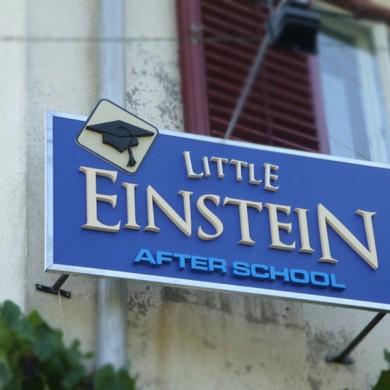litere volumetrice polistiren, imprimari.ro, Little Einstein