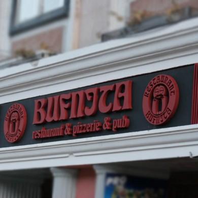 litere volumetrice polistiren, imprimari.ro, Restaurant Bufnita