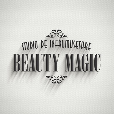 logo design, imprimari.ro, Beauty Magic