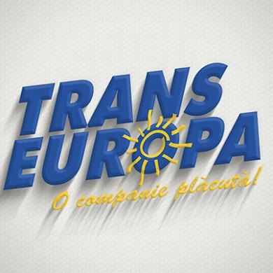 logo design, imprimari.ro, Trans Europa