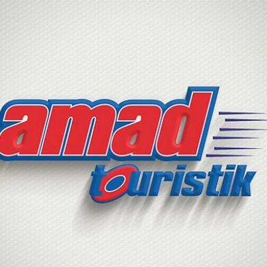 logo design, imprimari.ro, amad touristik