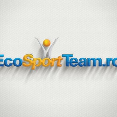 logo design, imprimari.ro, EcoSport Team