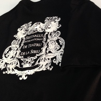 personalizari tricouri, imprimari.ro, Festivalul International de Teatru Sibiu