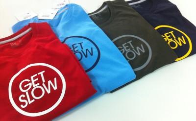 personalizari tricouri, imprimari.ro, Get Slow