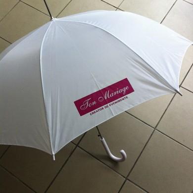 personalizari umbrele, imprimari.ro, Ton Mariage